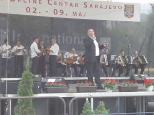 Bosnian singer