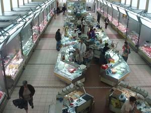 Markale market