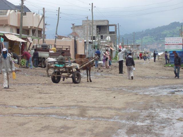 A street in Lebu