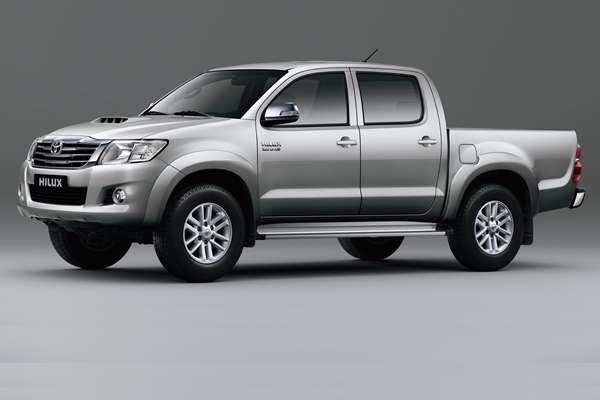 2013 Toyota Hilux