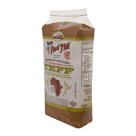 red mill teff