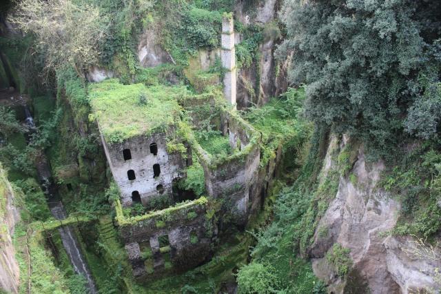 Il vallone dei mulino - valley of the mills, Sorrento