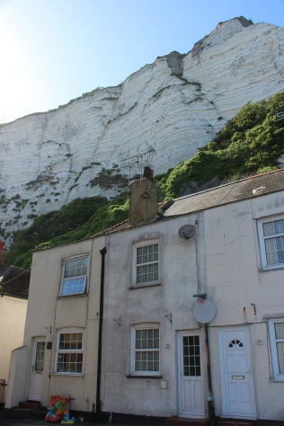 Dover itself is pretty dismal