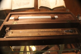The original Celsius thermometer