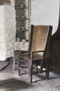 A traditional Orkney chair