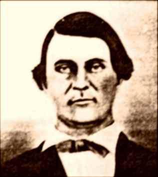 Stroud van Meter, 1820-1879