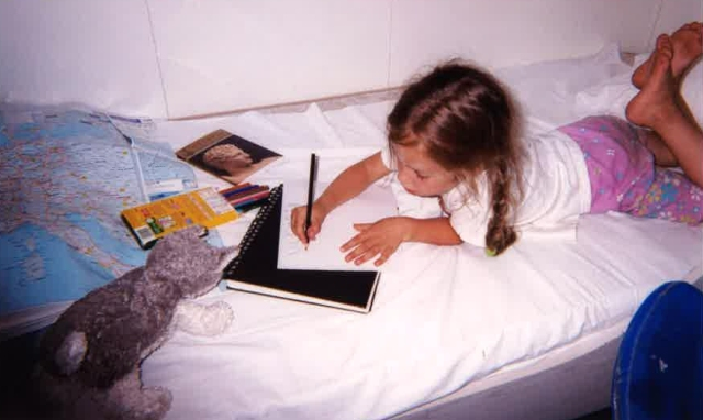alekka drawing