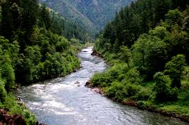 The lower Rogue River. Photo: http://visitingashlandoregon.com/rogue-river-journey/